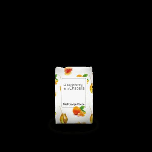 Savon à froid Miel Orange Douce