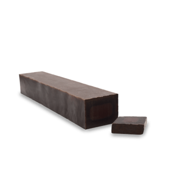 Savon à froid chocolat à la découpe